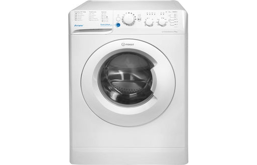 Indesit BWC 61452 W UK F/S 6kg 1400rpm Washing Machine - White