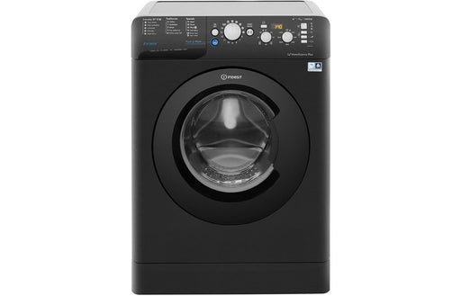 Indesit BWD 71453 K UK F/S 7kg 1400rpm Washing Machine - Black