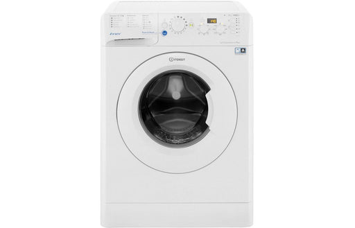 Indesit BWD 71453 S UK F/S 7kg 1400rpm Washing Machine - Silver