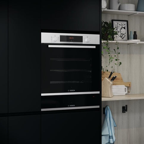 Bosch Single Multi-Function Oven - Stainless Steel