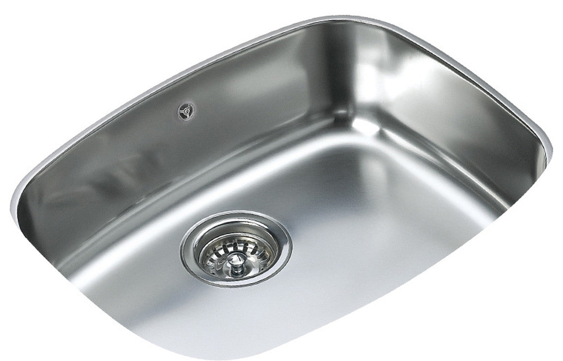Teka BE 50 40 1B Undermount Sink - St/Steel