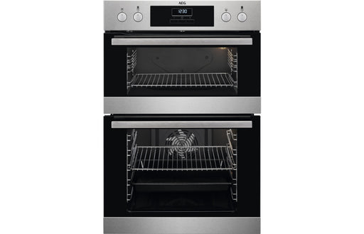 AEG DCB331010M B/I Double Electric Oven - St/Steel