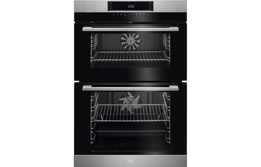 AEG DCK731110M B/I Double Electric Oven - St/Steel