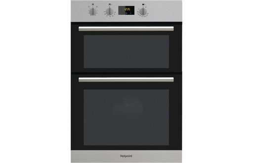 Hotpoint DD2540IX B/I Double Electric Oven - St/Steel