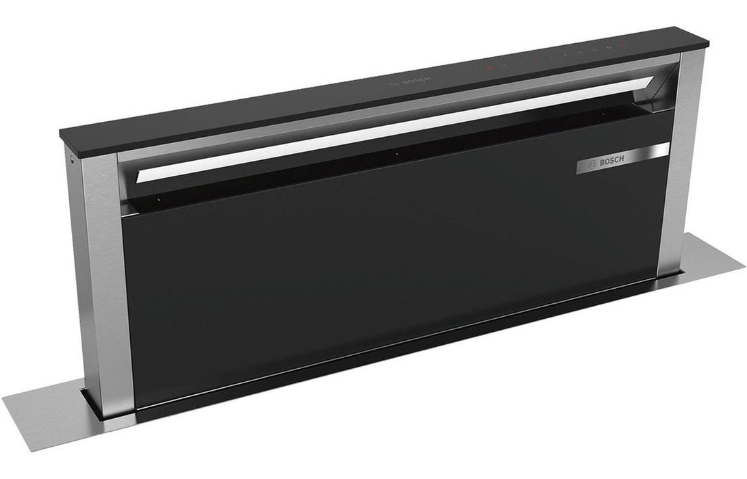 Bosch DDD97BM60B 90cm Downdraft Hood - Black