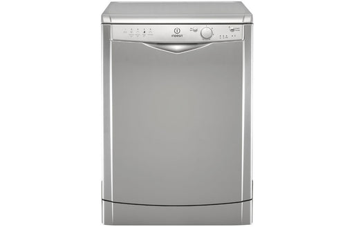Indesit DFG 15B1 S UK F/S 13 Place Dishwasher - Silver