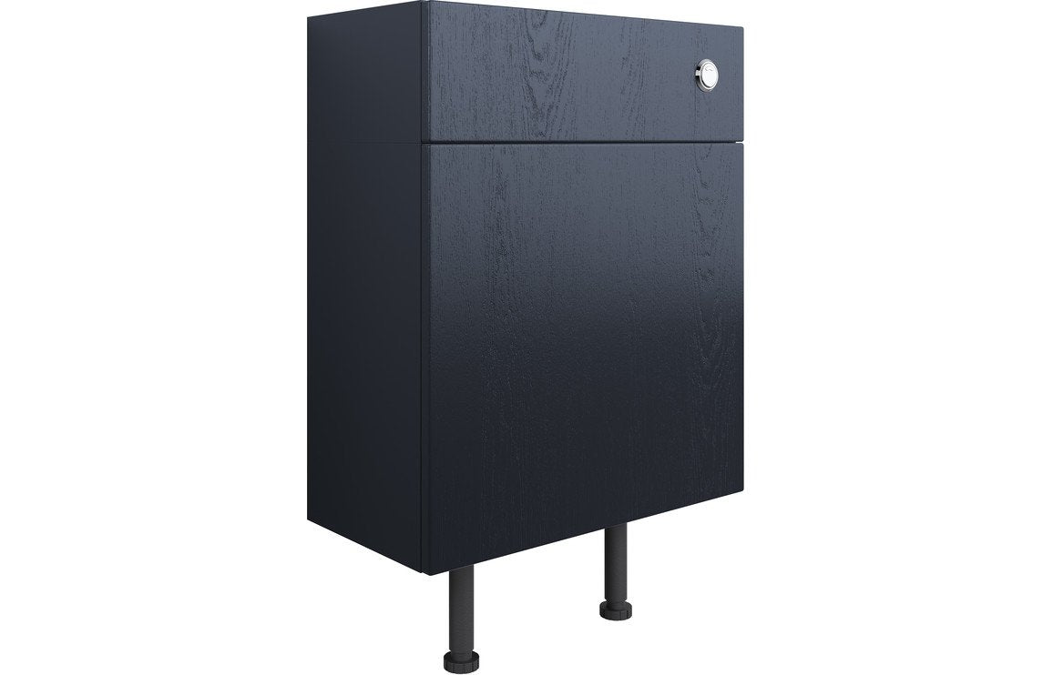 Benita 600mm WC Unit - Indigo Ash