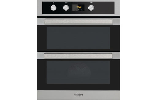 Hotpoint DKU5 541 J C IX B/U Double Electric Oven - St/Steel