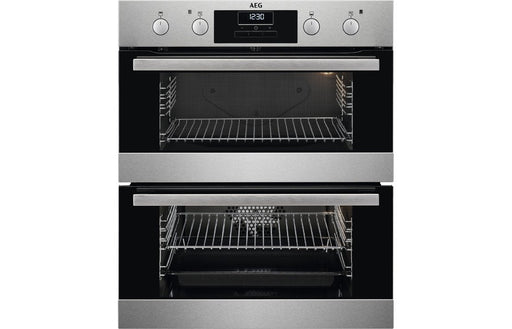 AEG DUB331110M B/U Double Electric Oven - St/Steel