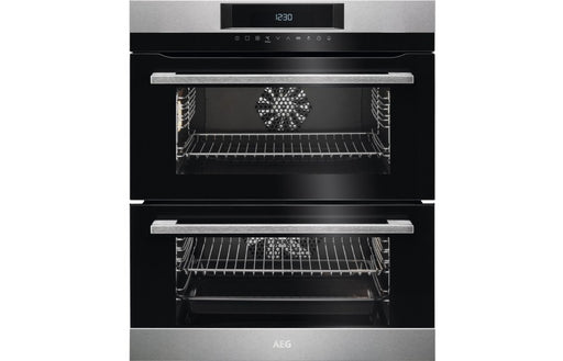 AEG DUK731110M B/I Double Electric Oven - St/Steel