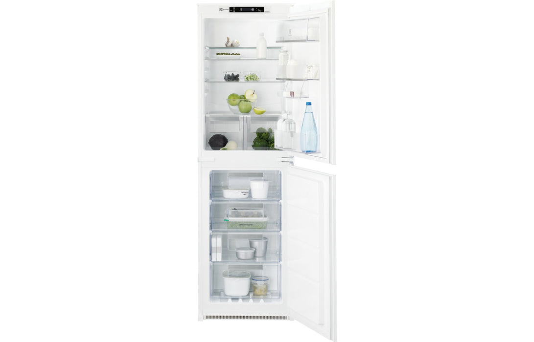 Electrolux ENN2743AOV Built In 50/50 Fridge Freezer