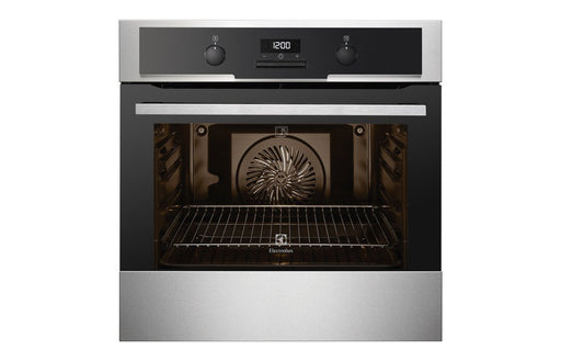 Electrolux EOC5440AAX B/I Single Pyrolytic Oven - St/Steel