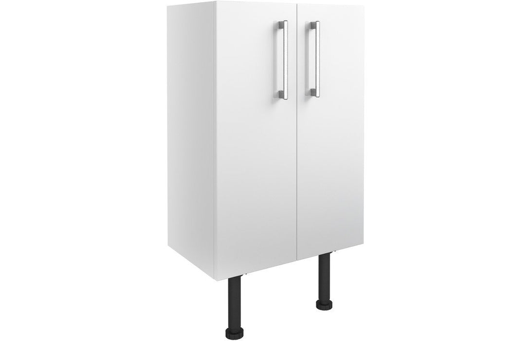Alba 500mm Base Unit - White Gloss