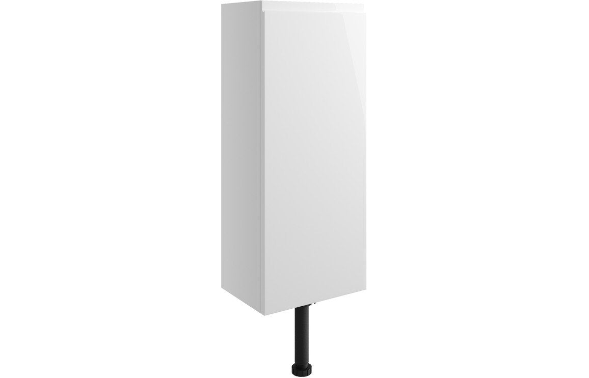 Valesso 300mm Slim Base Unit - White Gloss