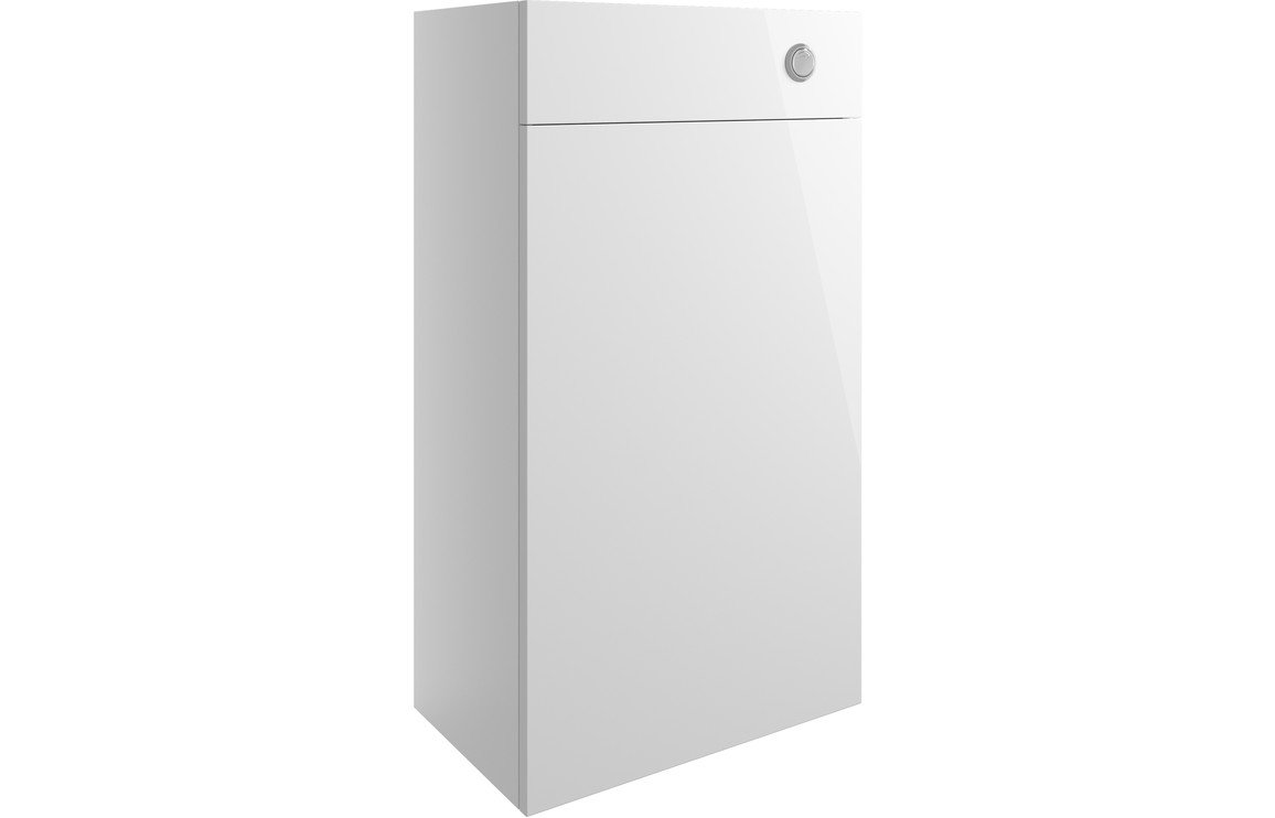 Valesso 500mm WC Unit - White Gloss