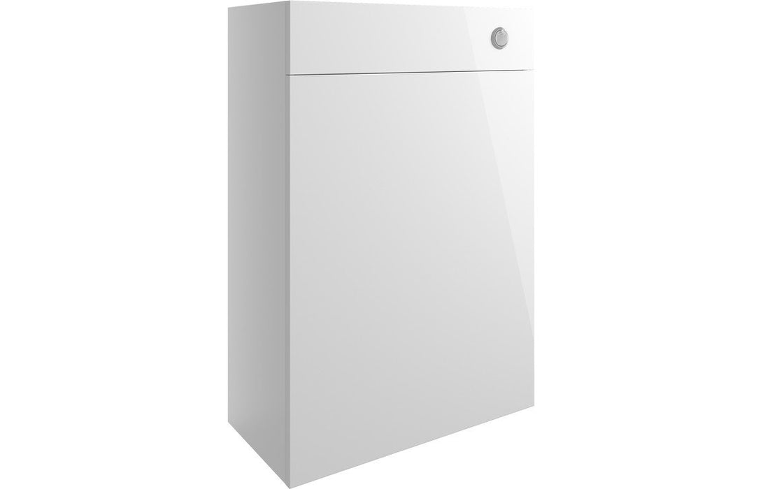 Valesso 600mm WC Unit - White Gloss