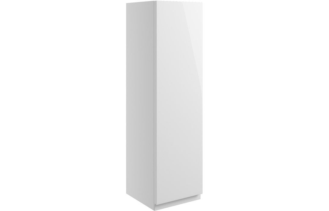 Valesso 200mm Wall Unit - White Gloss