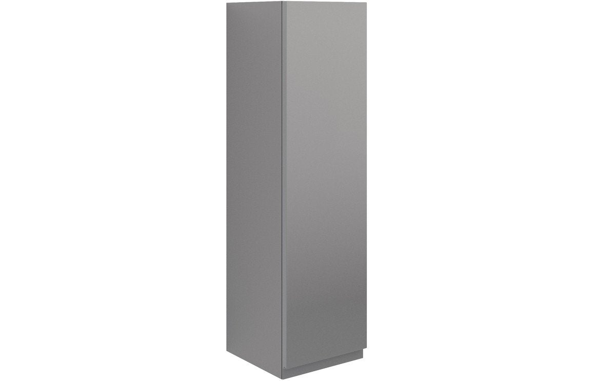 Valesso 200mm Wall Unit - Onyx Grey Gloss