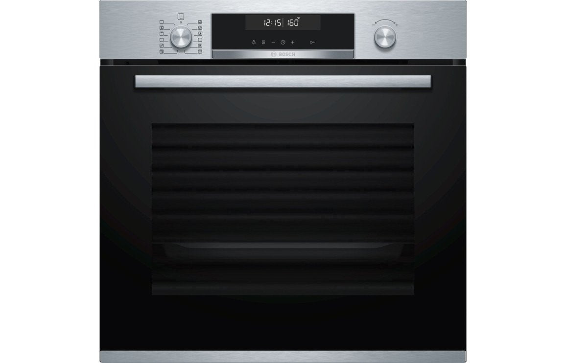 Bosch Serie 6 HBG5785S0B B/I Single Pyrolytic Oven - St/Steel