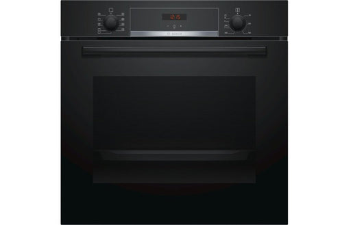 Bosch HBS534BB0B B/I Single Electric Oven - Black