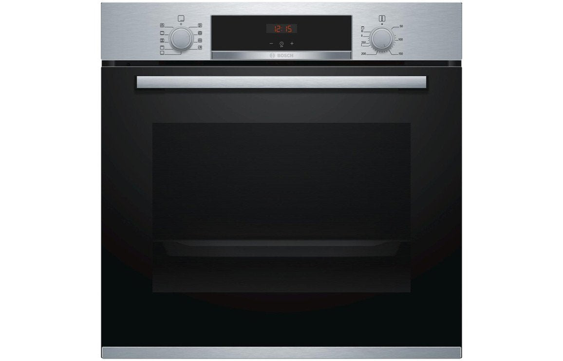 Bosch Serie 4 HBS534BS0B B/I Single Electric Oven - St/Steel