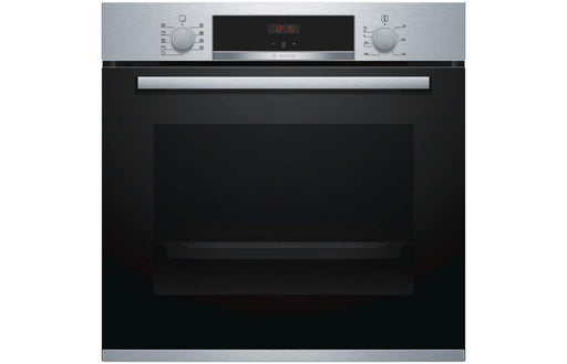 Bosch HBS534BS0B B/I Single Electric Oven - Brushed Steel