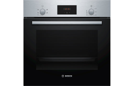 Bosch Serie 2 HHF113BR0B B/I Single Electric Oven - St/Steel