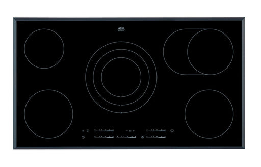 AEG HK955070FB 90cm Ceramic Hob - Black