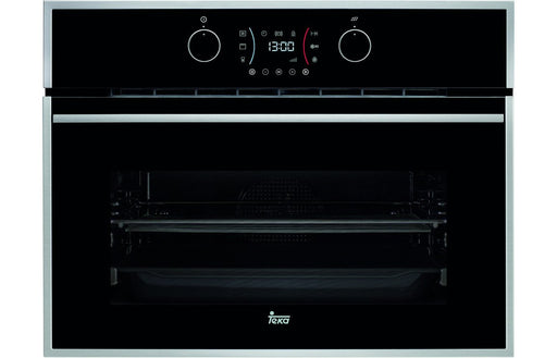 Teka HLC 847C B/I Compact Electric Oven & Microwave - St/Steel