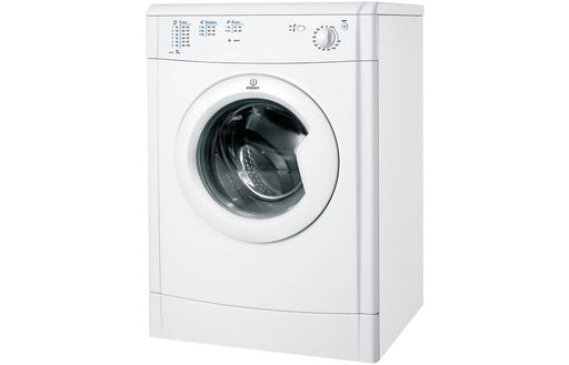 Indesit IDV75 F/S 7kg Tumble Dryer - White