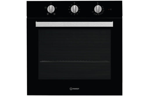 Indesit Aria IFW6330BLUK B/I Single Electric Oven - Black