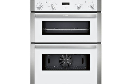 Neff N50 J1ACE2HW0B B/U Double Electric Oven - White