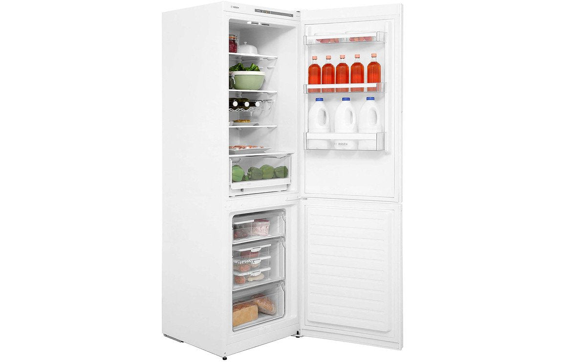 Bosch Serie 4 KGV36VW32G F/S 60/40 Fridge Freezer - White