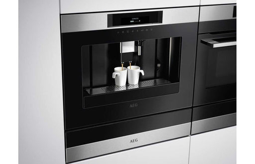 AEG KKK884500M Fully Automatic Coffee Machine - St/Steel