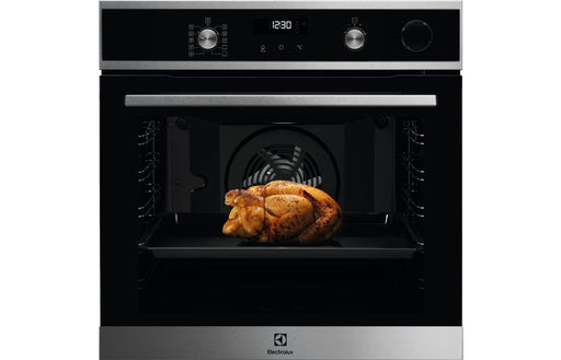 Electrolux KOC6P40X B/I Single Steam Oven - St/Steel