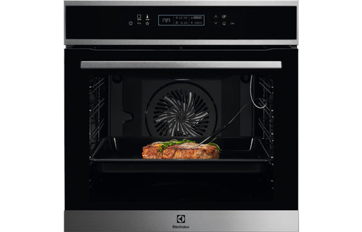 Electrolux KOEBP01X B/I Single Pyrolytic Oven - St/Steel