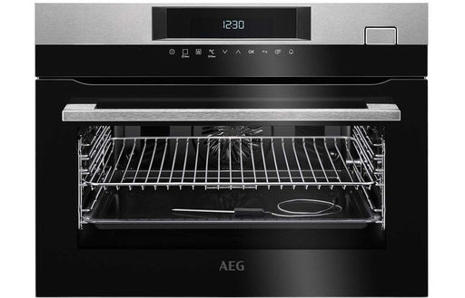 AEG KSK782220M B/I Single Steam Oven - St/Steel