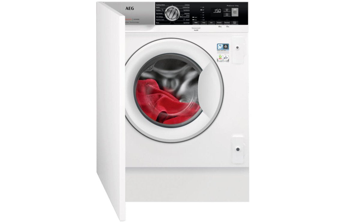 AEG L7WE7631BI B/I 7kg/4kg 1600rpm Washer Dryer - White