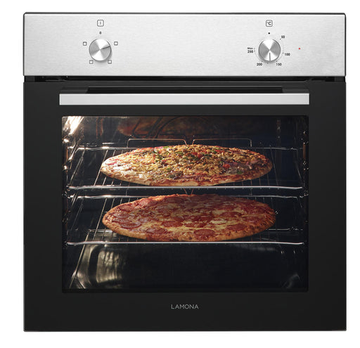 Lamona Single Fan Assisted Oven LAM3209