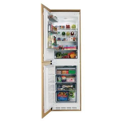 LAM6250 A Lamona White Integrated 50/50 Frost Free Fridge Freezer 60cm