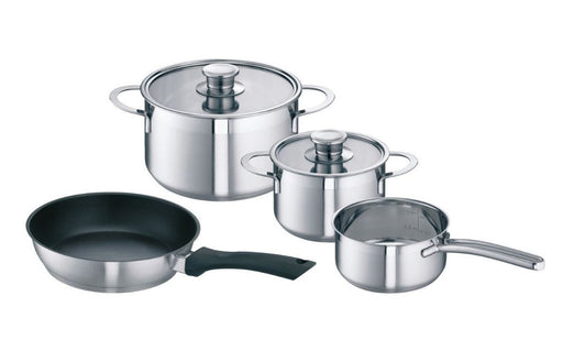 Bosch HEZ390042 4 Piece Pan Set for Induction Hobs