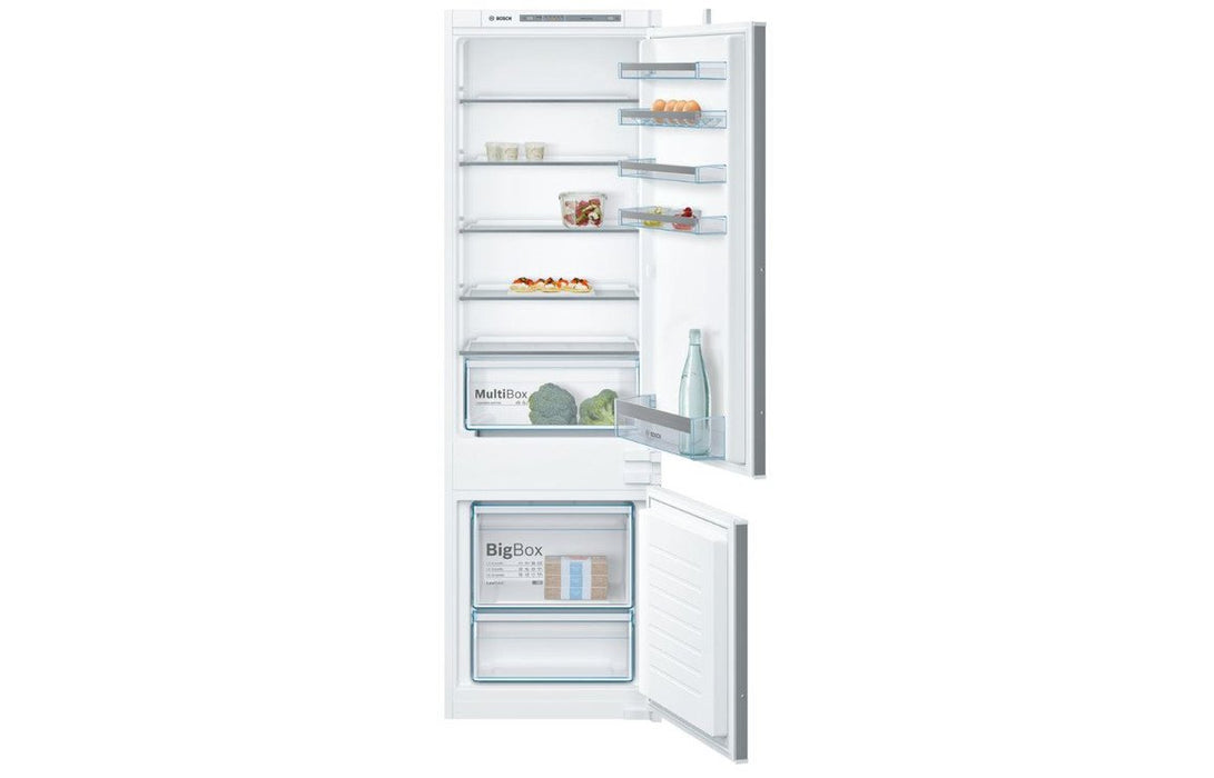 Bosch Serie 4 KIV87VS30G Built In 70/30 Fridge Freezer