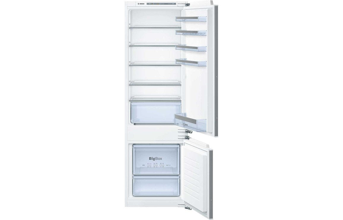 Bosch Serie 4 KIV87VF30G Built In 70/30 Fridge Freezer - White
