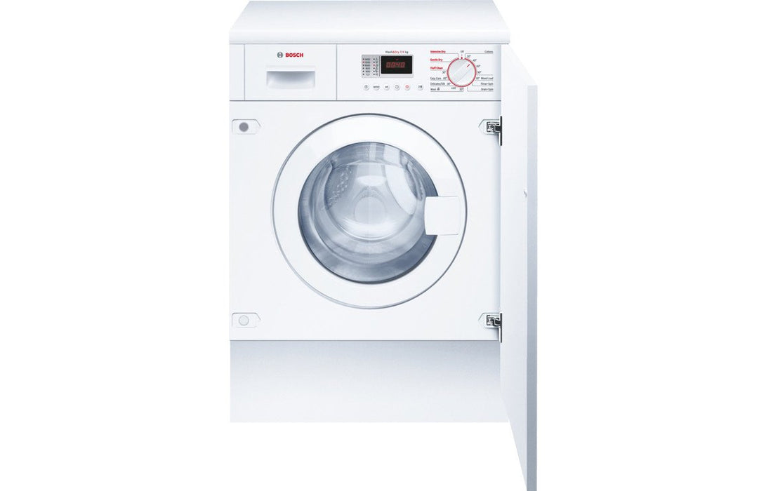 Bosch Serie 4 WKD28351GB B/I 7kg/4kg 1400rpm Washer Dryer - White