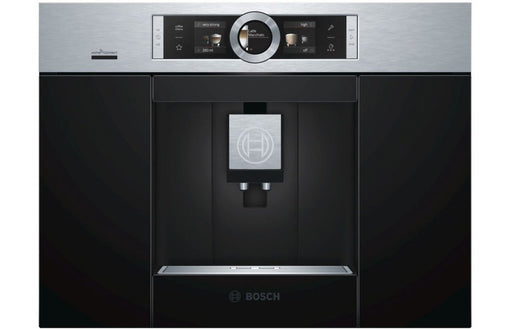Bosch CTL636ES6 Coffee Machine - St/Steel