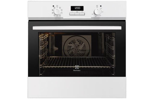 Electrolux EOB3400BOW B/I Single Electric Oven - White