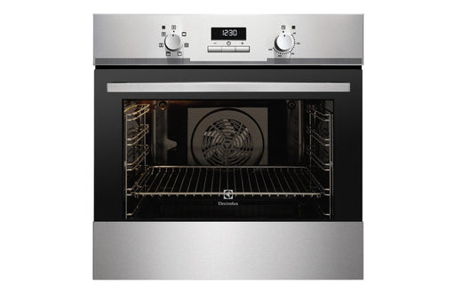 Electrolux EOB3400EAX B/I Single Electric Oven - St/Steel