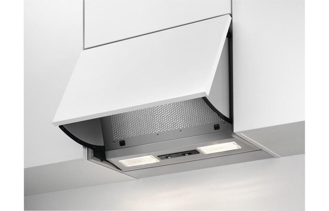 Electrolux LFE216S 60cm Integrated Hood - Silver