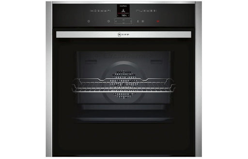 Neff N70 B17CR32N1B B/I Single Electric Oven - St/Steel