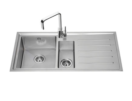 Lamona Windermere 1.5 bowl sink